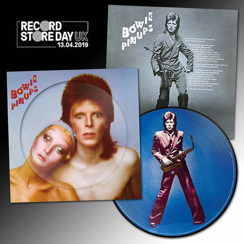 Record Store Day Takes David Bowie's 'Pin Ups' Back Into UK Top 40