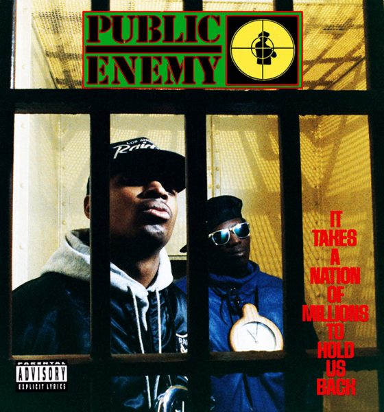 Public Enemy It Takes A Nation Of Millions To Hold Us Back album cover
