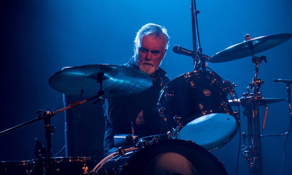 Listen To Queen's Roger Taylor's New Solo Single 'Gangsters Are Running This World'