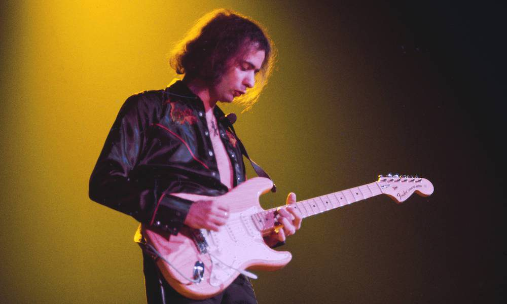 Ritchie Blackmore GettyImages 85000621