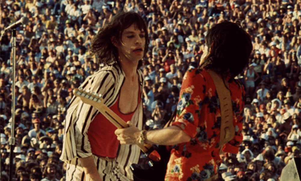 Best Rolling Stones Live performances Tour Of The Americas 1975