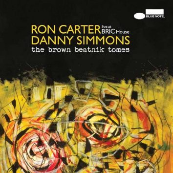 Ron Carter Danny Simmons Brown Beatnik Tomes