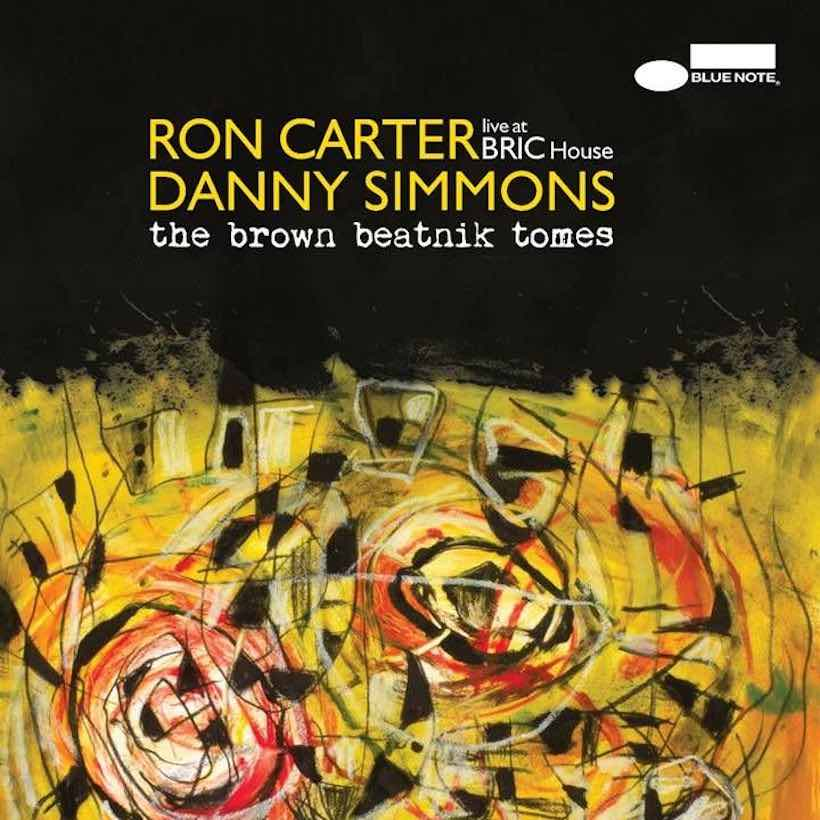 「RON CARTER & DANNY SIMMONS / BROWN BEATNIK TOMES」の画像検索結果
