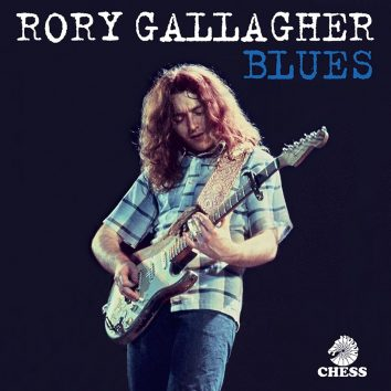 Rory Gallagher Blues Rare Material
