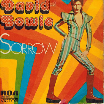 Sorrow David Bowie