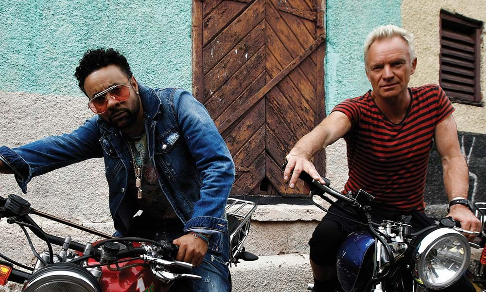 Sting And Shaggy 2018 press shot