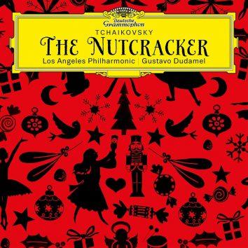 Tchaikovsky Nutcracker LA Phil Gustavo Dudamel cover
