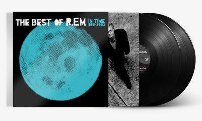 In Time R.E.M. 1988-2003 Vinyl