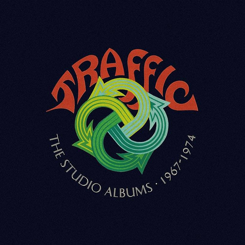 Traffic The Studio Albums 1967-74 packshot