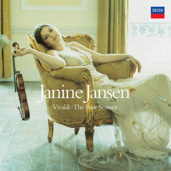 Vivaldi Four Seasons Janine Jansen cover