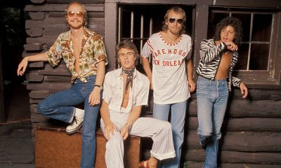 Wishbone Ash photo by Fin Costello and Redferns