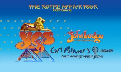 Yes Royal Affair Tour America