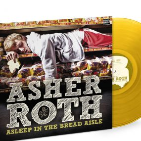 Vinyl Asher Roth Asleep Bread Aisle
