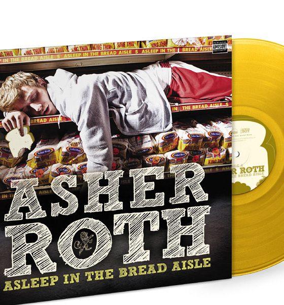 Vinyl Asher Roth Asleep Bread Aisle