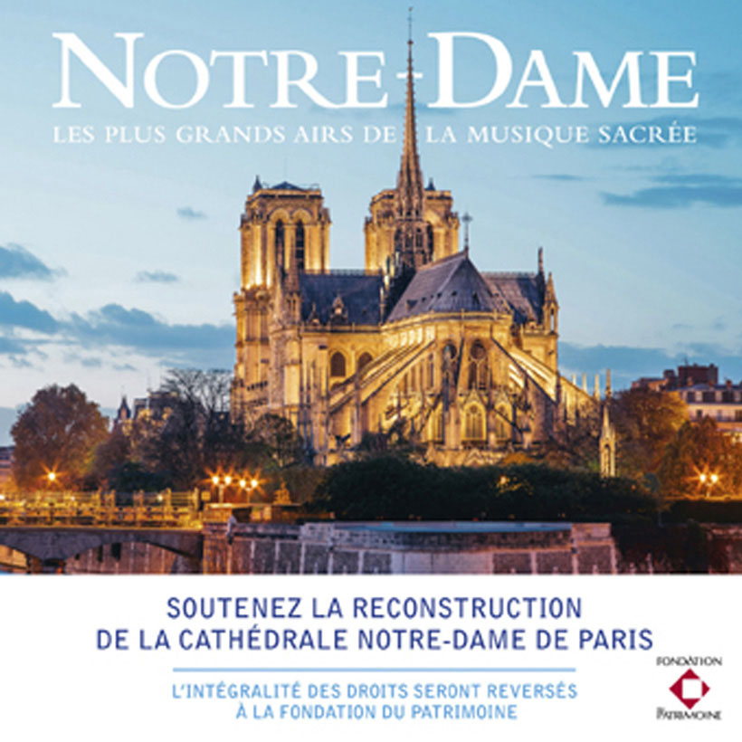 New Album To Support The Rebuilding Of Notre-Dame Set For