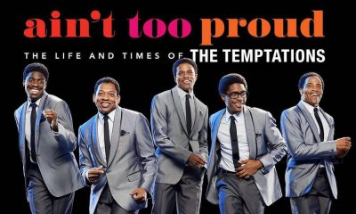 Ain't Too Proud Temptations Musical Tony Awards