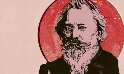 Best Brahms Works - Brahms composer image