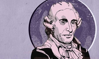 Best Haydn Works - Haydn composer image