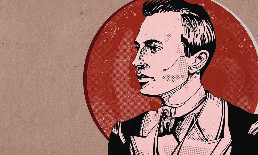 Rachmaninov composer image