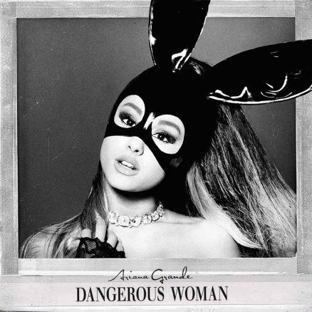 Ariana Grande Dangerous Woman album cover
