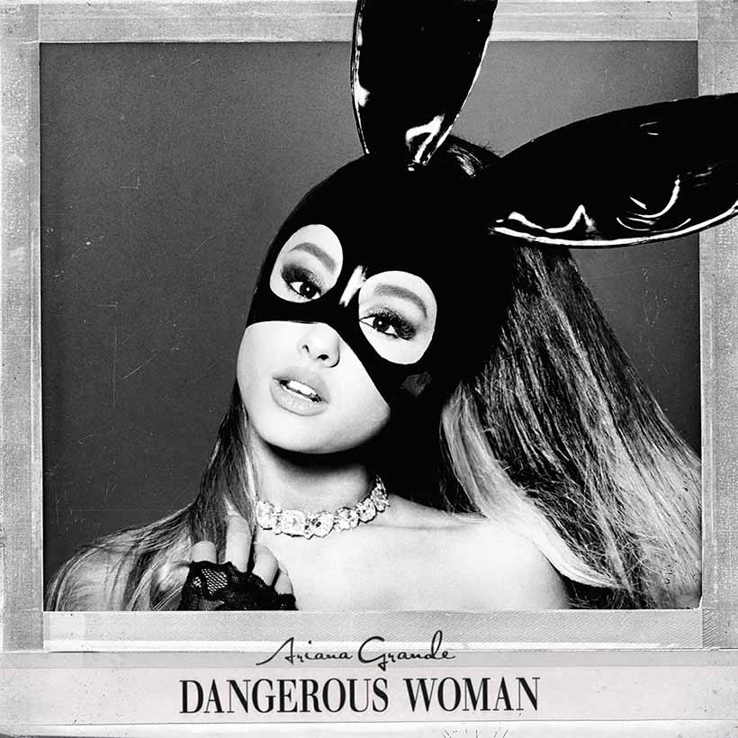 Ariana Grande Dangerous Woman album cover
