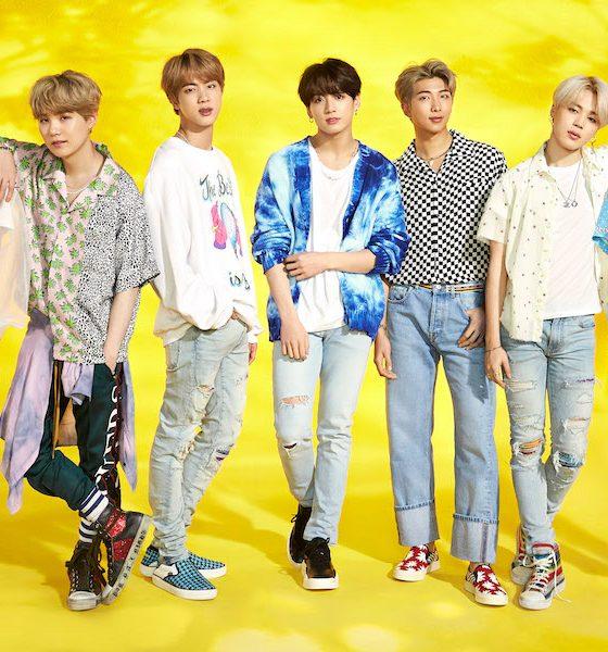 BTS Official Press Shot