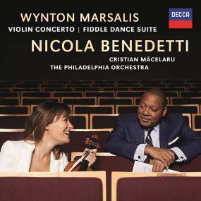 Benedetti Marsalis album cover