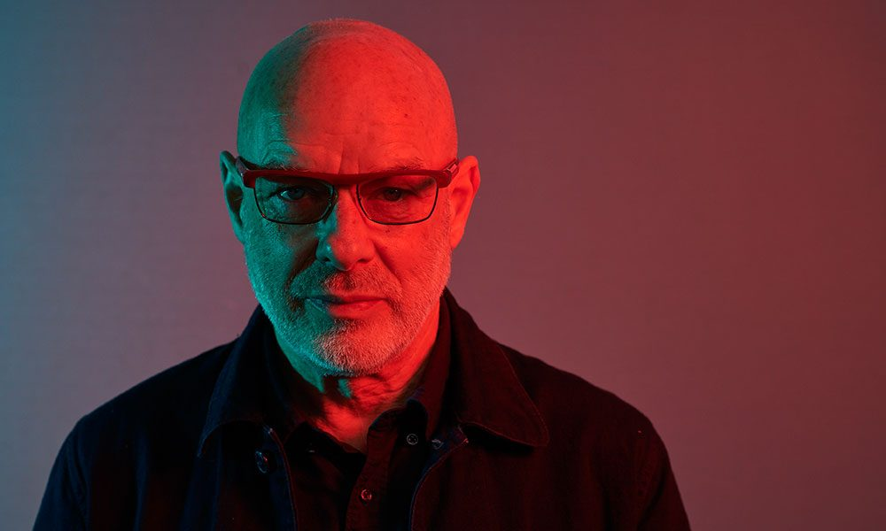 Asteroid Named Brian Eno