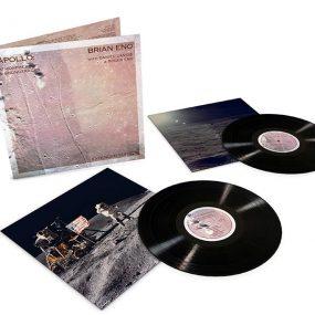 Brian Eno Apollo Atmospheres Soundtracks