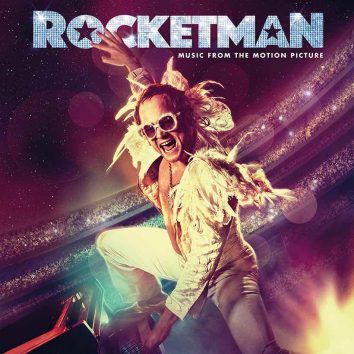 Elton John Rocketman soundtrack cover