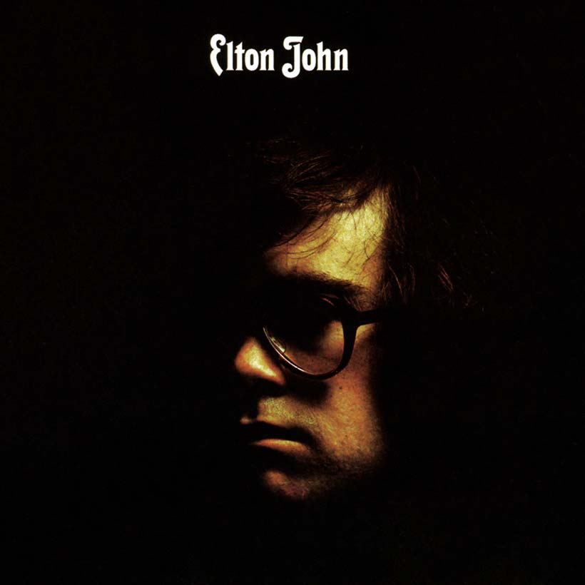 Elton John self-titled album cover web optimised 820