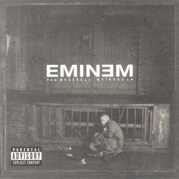 Eminem The Marshall Mathers LP