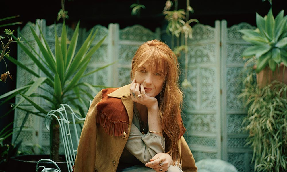 Florence The Machine Share Stripped Down Version Of Light Of Love