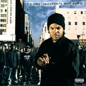 Ice Cube AmeriKKKa's Most Wanted album cover