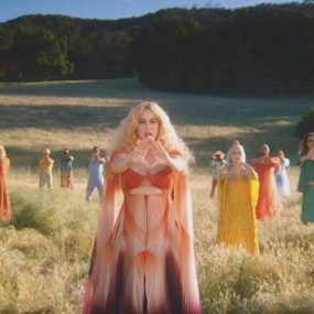 Katy Perry Never Really Over Video