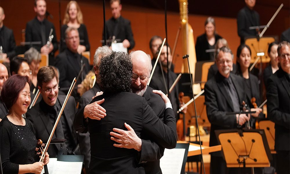 Best Orchestras - LA Phil, Gustavo Dudamel, John Williams photo