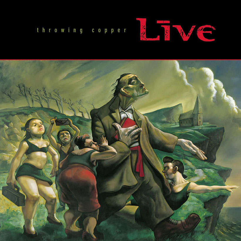 Super Deluxe Reissue Of Live's 'Throwing Copper' Out Now