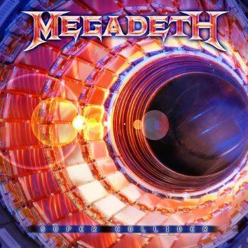 Megadeth Super Collider album cover