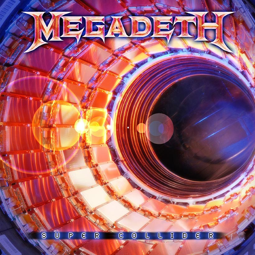 Megadeth Super Collider album cover