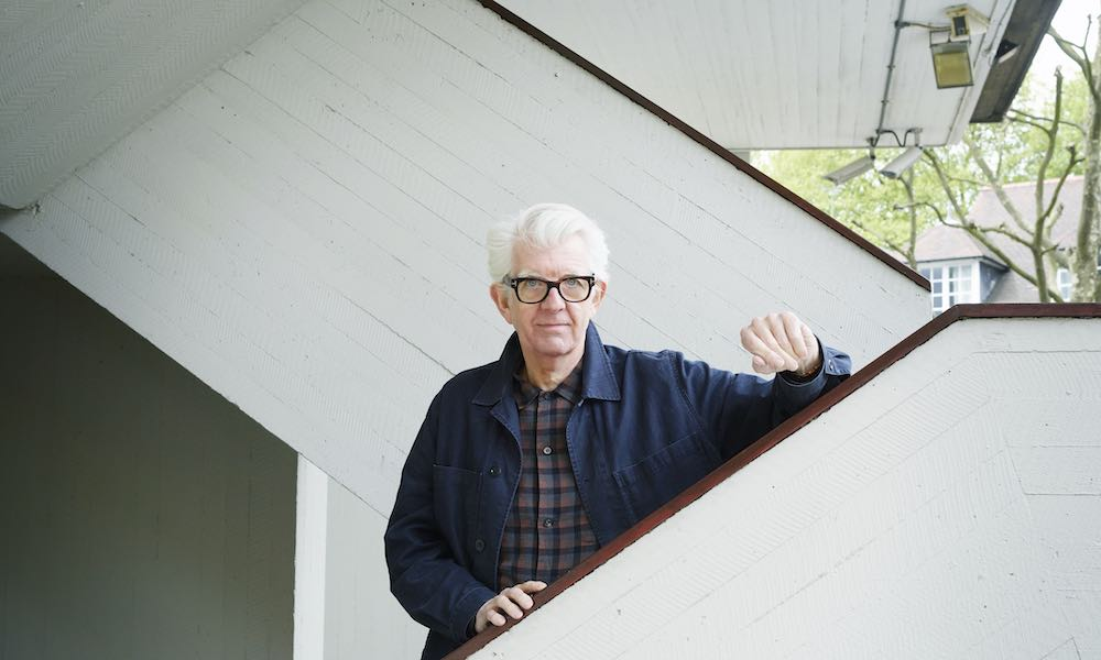 Nick Lowe 2019 photo Dan Burn-Forti