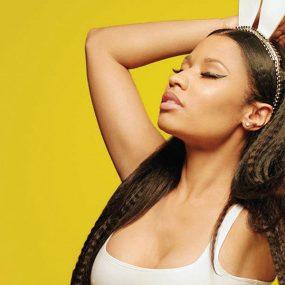 Nicki Minaj The Pinkprint press shot CREDIT Diane Martel 1000