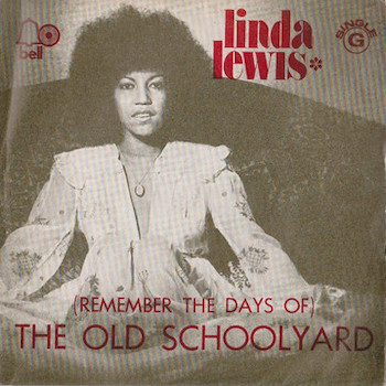 Old Schoolyard Linda Lewis single