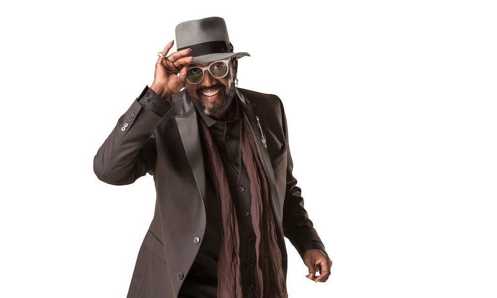 Otis Williams Temptations Press Shot - Jay Gilbert