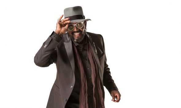 Otis Williams Temptations Press Shot - Jay Gilbert
