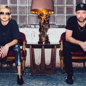 Phantogram - Photo Credit: Charles Reagan Hackleman