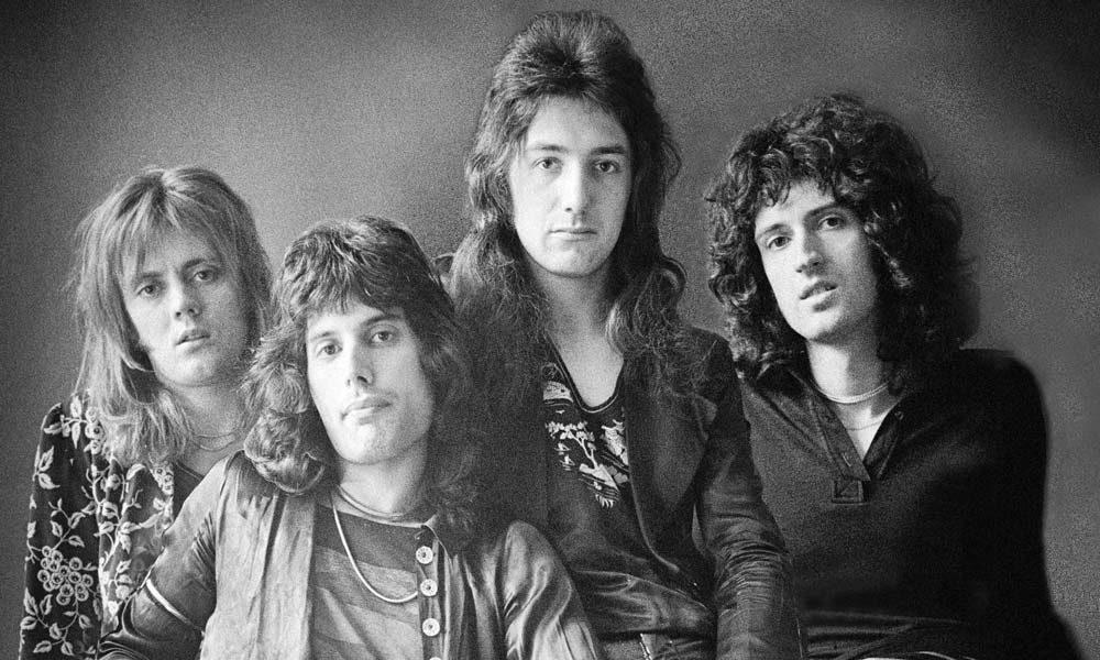 Queen mid 70s credit Queen Productions