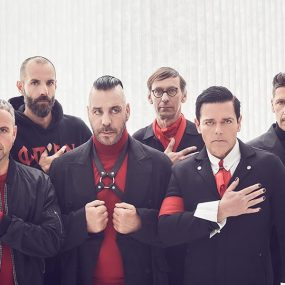Rammstein UK Top 10 Album