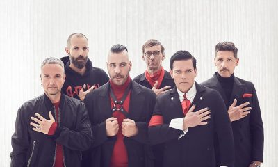Rammstein No 1 In 14 Countries