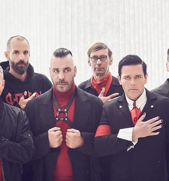 Rammstein UK Top 10 Album