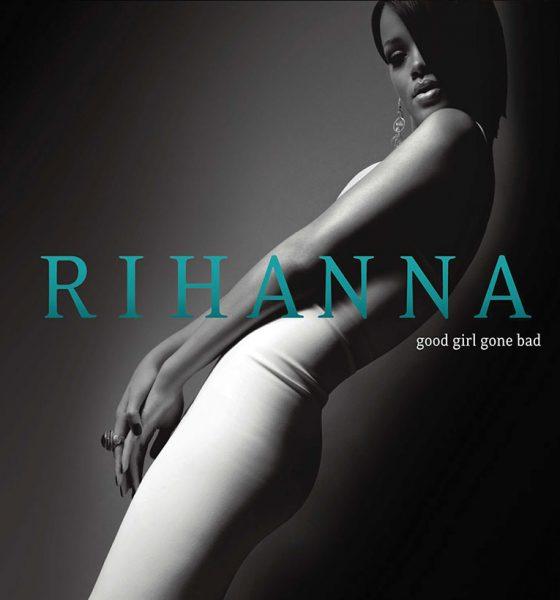 Rihanna Good Girl Gone Bad album cover 820
